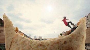 Dunkin' Donuts GranDDe Burrito TV Spot, 'Bigger Burrito, Bigger Fun'