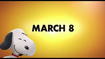 The Peanuts Movie Home Entertainment TV Spot - 1229 commercial airings