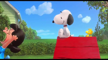 The Peanuts Movie Home Entertainment TV Spot - Thumbnail 5