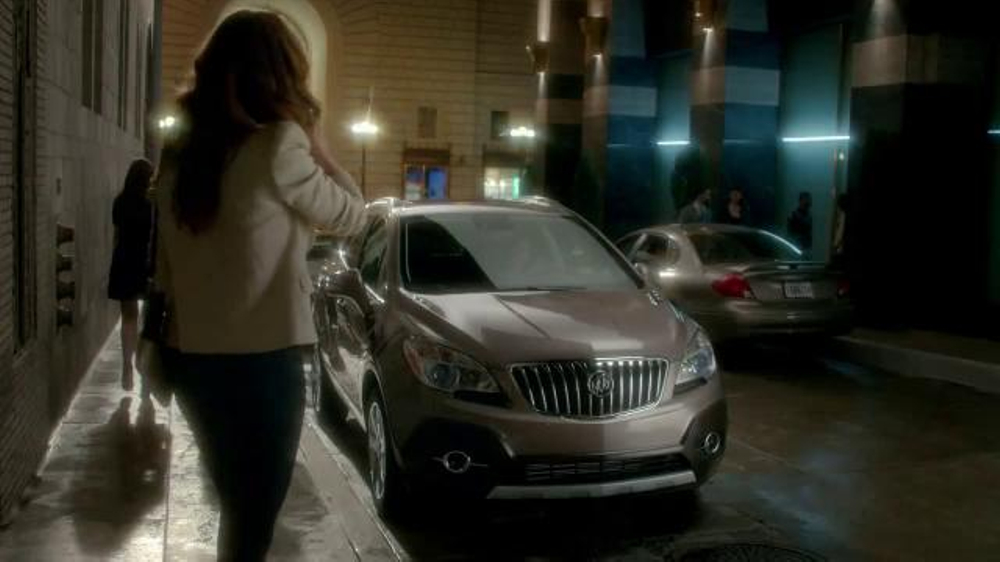 2016 Buick Encore Tv Commercial Wrong Car Ispot Tv