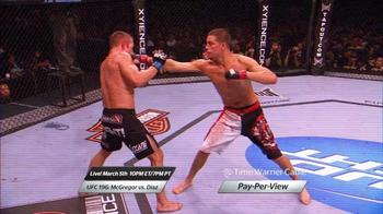 Time Warner Cable On Demand TV Spot, 'UFC 196: McGregor vs. Diaz' - Thumbnail 2
