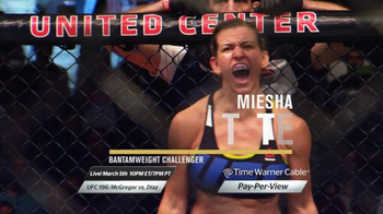 Time Warner Cable On Demand TV Spot, 'UFC 196: McGregor vs. Diaz' - Thumbnail 5
