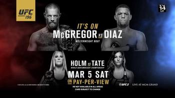 Time Warner Cable On Demand TV Spot, 'UFC 196: McGregor vs. Diaz' - Thumbnail 7