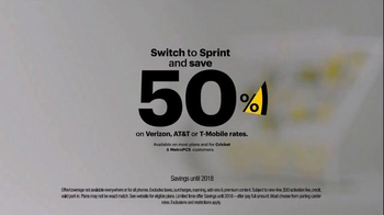 Sprint TV Spot, 'Cut the Nonsense: Switch to Sprint and Save' - Thumbnail 3
