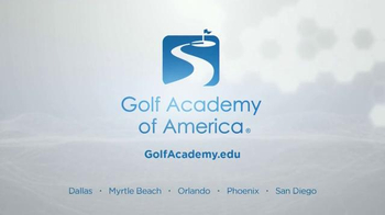 Golf Academy of America TV Spot, 'Put Yourself First to Win' - Thumbnail 8