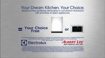Electrolux TV Spot, 'Exceptional Taste Starts With Your Appliances' - Thumbnail 9