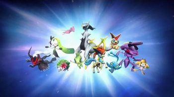 Pokemon Mythical Pokemon Collection TV Spot, 'Celebrate 20 Years' - 2613 commercial airings