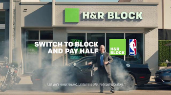 H&R Block TV Spot, 'Drift Into Savings' Ft. Anthony Davis - Thumbnail 10