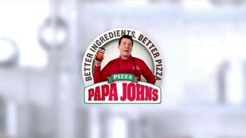 Papa John's TV Spot, 'Pile on the Toppings' - Thumbnail 10