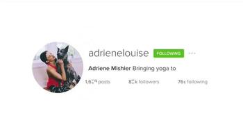 adidas TV Spot, 'Here to Create: Adriene Mishler' - Thumbnail 2