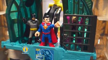 Imaginext Hall of Justice TV Spot, 'Justice Wins'