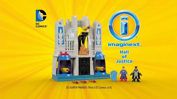 Imaginext Hall of Justice TV Spot, 'Justice Wins' - Thumbnail 9