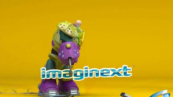 Imaginext Hall of Justice TV Spot, 'Justice Wins' - Thumbnail 1
