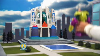 Imaginext Hall of Justice TV Spot, 'Justice Wins' - Thumbnail 2