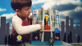 Imaginext Hall of Justice TV Spot, 'Justice Wins' - Thumbnail 4