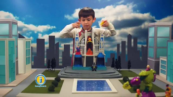 Imaginext Hall of Justice TV Spot, 'Justice Wins' - Thumbnail 5