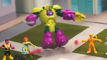 Imaginext Hall of Justice TV Spot, 'Justice Wins' - Thumbnail 7