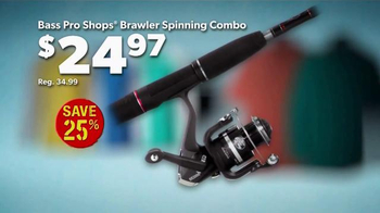 Bass Pro Shops TV Spot, 'Spinning Combo and Trainers' - Thumbnail 6