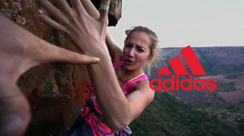 adidas TV Spot, 'Here to Create: Sasha DiGiulian' - Thumbnail 8