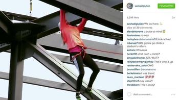 adidas TV Spot, 'Here to Create: Sasha DiGiulian' - Thumbnail 3