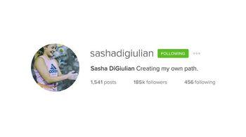 adidas TV Spot, 'Here to Create: Sasha DiGiulian'