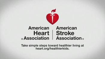 American Heart Association TV Spot, 'Superhero' - Thumbnail 9