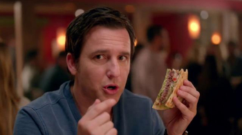 Applebee's Quesadilla Burger TV Spot, 'Mind Blown' - Thumbnail 3