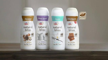 Coffee-Mate Natural Bliss TV Spot, 'A Few Natural Ingredients' - Thumbnail 9