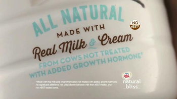 Coffee-Mate Natural Bliss TV Spot, 'A Few Natural Ingredients' - Thumbnail 7