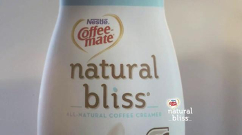 Coffee-Mate Natural Bliss TV Spot, 'A Few Natural Ingredients' - Thumbnail 8
