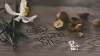 Coffee-Mate Natural Bliss TV Spot, 'A Few Natural Ingredients'