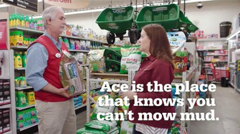 ACE Hardware Scotts Days Sale TV Spot, 'Mud'