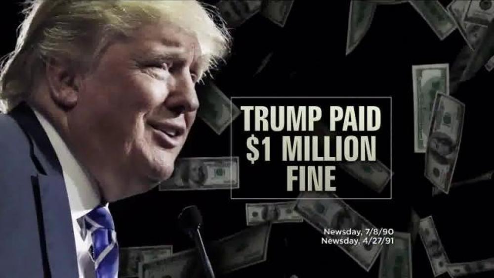 Our Principles PAC TV Commercial, 'Big Money'