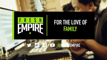 Fresh Empire TV Spot, 'We Watch Out' - Thumbnail 10
