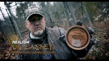 Woodhaven Cherry Classic Crystal TV Spot, 'Turkey Call'