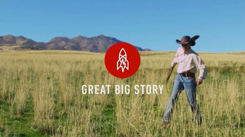 Great Big Story TV Spot, 'Bigger'