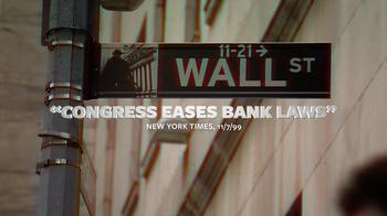 Bernie 2016 TV Spot, 'Glass-Steagall' - Thumbnail 5