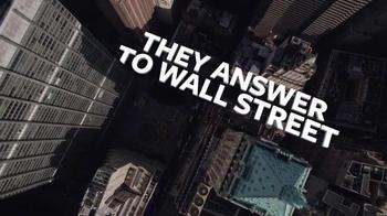 Bernie 2016 TV Spot, 'Glass-Steagall' - Thumbnail 9