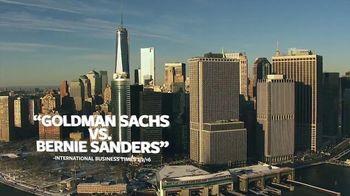 Bernie 2016 TV Spot, 'Glass-Steagall'