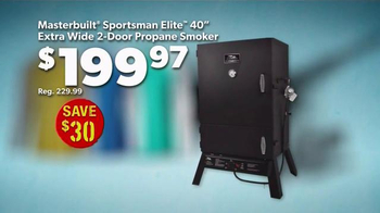 Bass Pro Shops Great Brands Great Prices Sale TV Spot, 'Shirts and Smoker' - Thumbnail 7