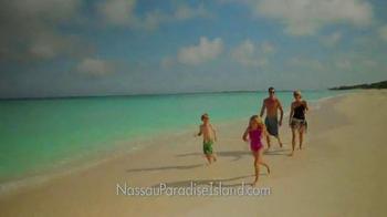 Nassau Paradise Island TV Spot, 'Offer Extended' - Thumbnail 1