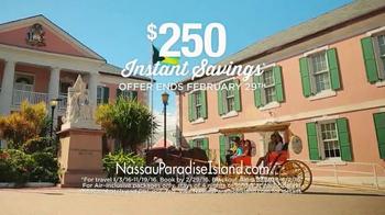 Nassau Paradise Island TV Spot, 'Offer Extended' - Thumbnail 2