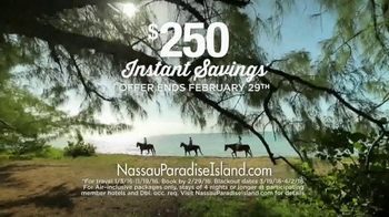 Nassau Paradise Island TV Spot, 'Offer Extended' - Thumbnail 9