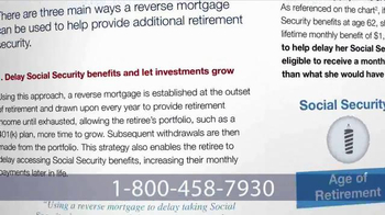 American Advisors Group Reverse Mortgage TV Spot, 'Cash From Your Home' - Thumbnail 8