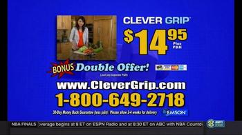 Clever Grip TV Spot, 'No More Fumbling' - Thumbnail 9
