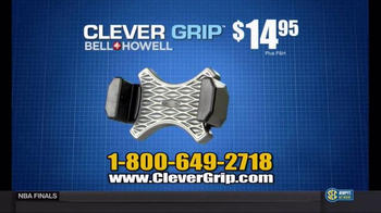 Clever Grip TV Spot, 'No More Fumbling' - Thumbnail 7