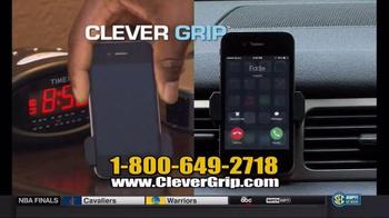 Clever Grip TV Spot, 'No More Fumbling' - Thumbnail 8