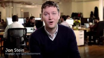 Betterment TV Spot, 'The Revolution Has Begun' - Thumbnail 1