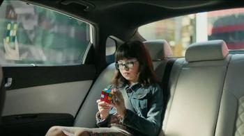 2016 Kia Optima TV Spot, 'Rubik's Cube' Song by ESG