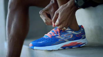 SKECHERS GORUN Ride 5 TV Spot, 'Choices' Featuring Meb Keflezighi - 412 commercial airings